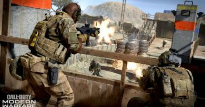 Full Modern Warfare Game