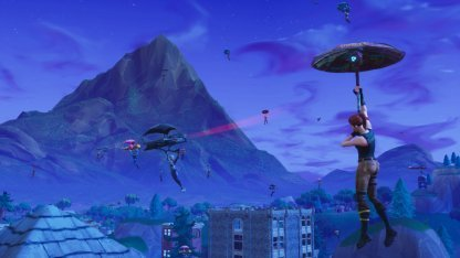 Fortnite Battle Royale Season 7 Week 6 Eliminate 3 Opponents in Lucky Landing or Tilted Towers Challenge
