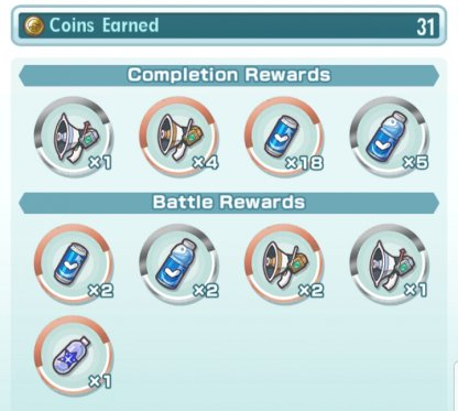 Repeating Battles for Rewards