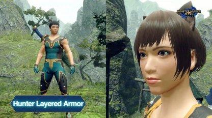 Hunter Layered Armor