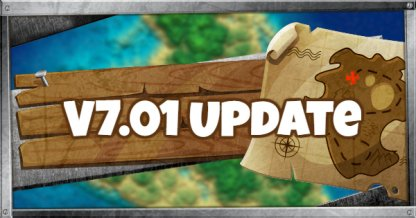 v7.01 Patch Note Summary - December 11, 2018