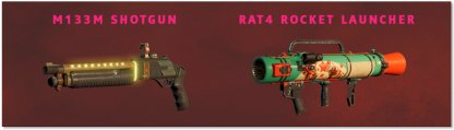 Retro Weapons Pack