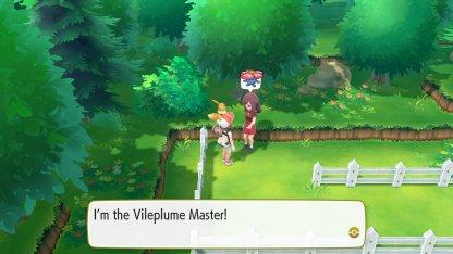 Vileplume Master Trainer
