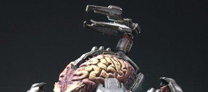 Arachnotron Gun Turret