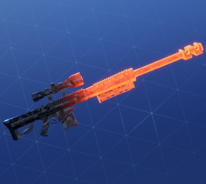 MAGMA Wrap - Sniper Rifle
