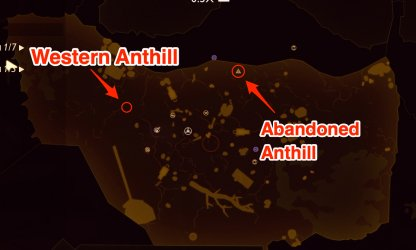 Anthill Maps