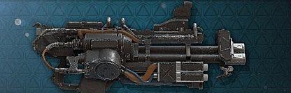 Cloudburst Autocannon