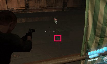 Jake Chapter 4 Emblem 4 Location