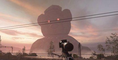 Summon a Giant Teddy Bear