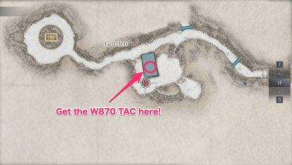 W870 Map Location