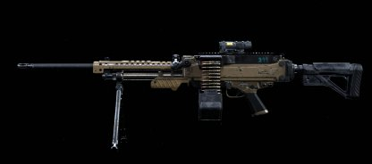 Old Wounds LMG Weapon Details