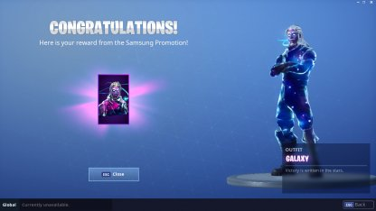 Fortnite how to get galaxy skin for free