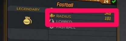 Radius Is Not Narrow