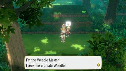 Weedle Master Trainer
