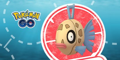 Pokemon GO Jan 2019 Feebas Limited Research Day