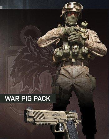 War Pig pack