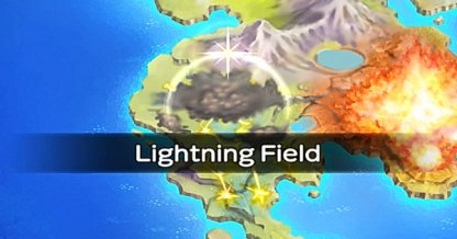 Unlocked After Beating Lightning Field