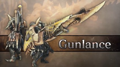 Gunlance Iceborne Weapon Changes