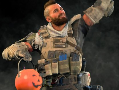 Halloween Event in CoD: BO4