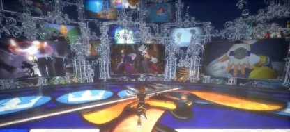 Kingdom Hearts 3 | KH3 Character Type Choices & Effects