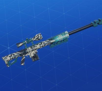 POWER SURGE Wrap - Sniper Rifle