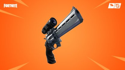 Scoped Revolver Guide - Damage, DPS, Stats & Tips8