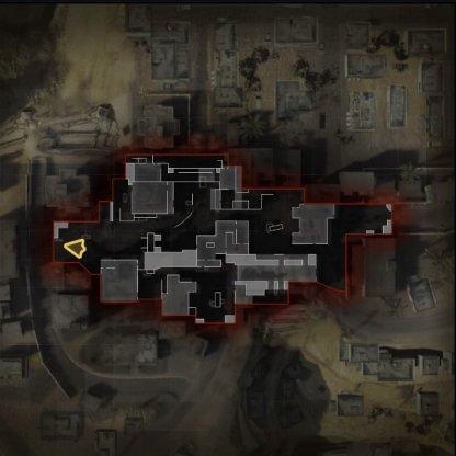 Rammaza Map Layout