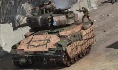 Infantry Assault Vehicle
