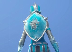 FROZEN RED SHIELD Image