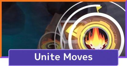 Unite Moves List