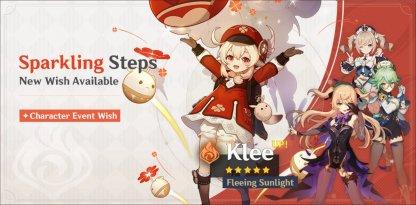 Klee Banner