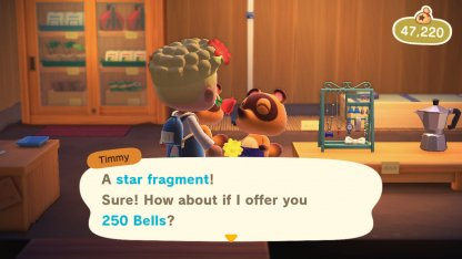 Star Fragment Price