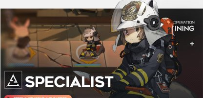 Specialist Class - Units & Role