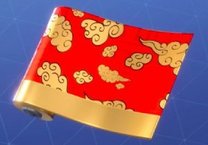GOLDEN CLOUDS Wrap - Overview
