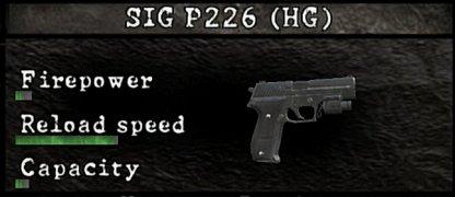SIG P226 HG