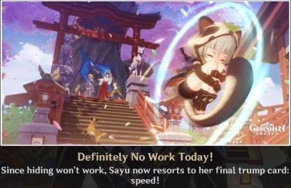 Sayu 6th ending Sayu hangout ending 6