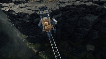 Use Ladders & Ropes to Cross Treacherous Terrain