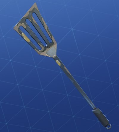 Pickaxe Skin PATTY WHACKER
