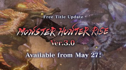 Update 3.0 Coming May 27