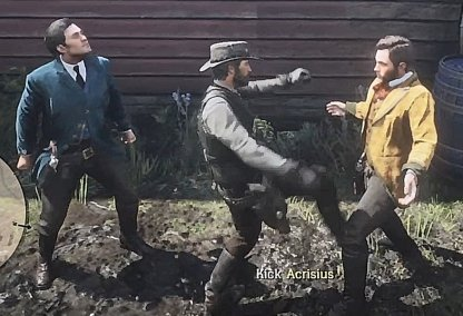 Red Dead Redemption 2 - Oh, Brother