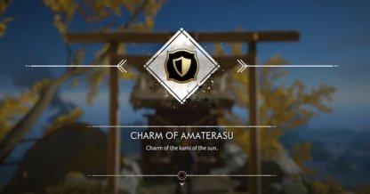 Charm Of Amaterasu