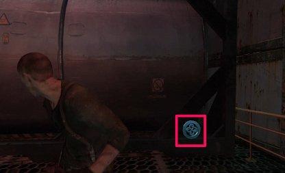 Jake Chapter 5 Emblem 4 Location