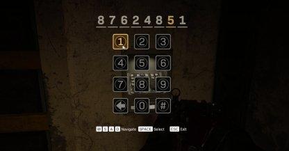 B5 Bunker Access Code