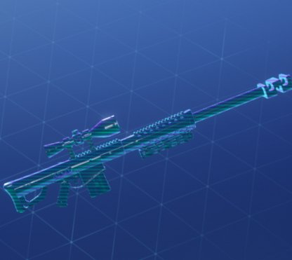 SCANLINE Wrap - Sniper Rifle