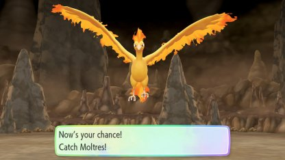 How To Catch Moltres Guide & Location