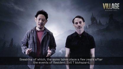 Resident Evil 8 (Village) Story Info 1