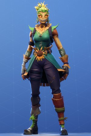 Skin Outfit STRAW OPS