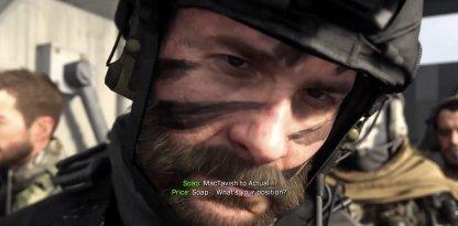 Soap McTavish Warzone