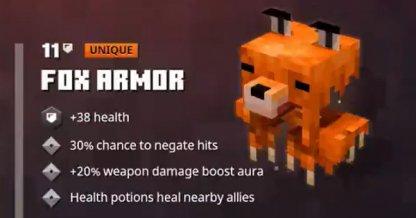 Fox Armor