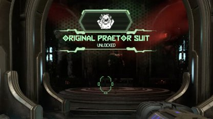 Unlock Original Praetor Suit